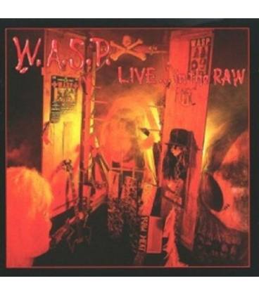 Live In The Raw-1 CD