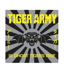 III: Ghost Tigers Rise-1 CD