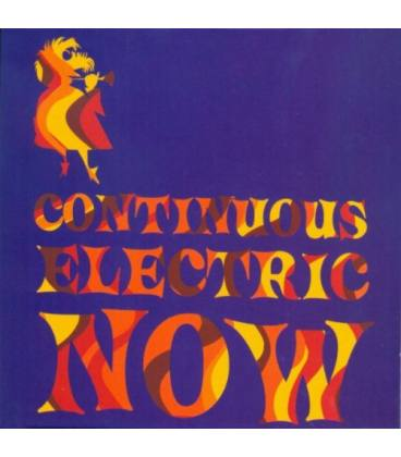 Continuous Electric Now-1 CD