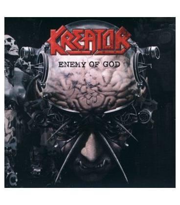 Enemy Of God-1 CD