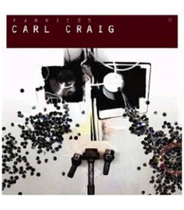 Carl Craig : Fabric 25-1 CD