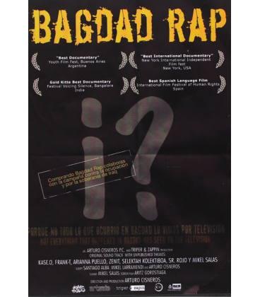 Bagdad Rap (DVD+CD)