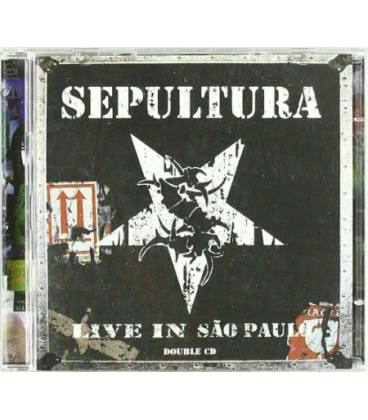 Live In Sao Paulo-2 CD