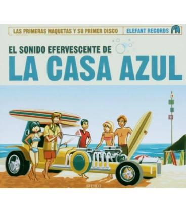 El Sonido Efervescente De La Casa Azul-1 CD