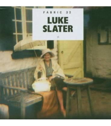 Luke Slater : Fabric 32-1 CD