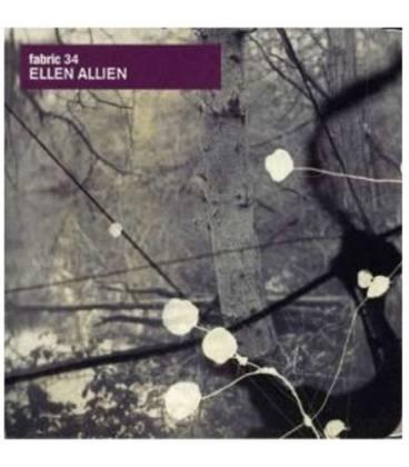 Ellen Allien : Fabric 34-1 CD