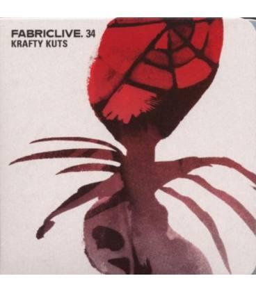 Krafty Kuts : Fabriclive 34-1 CD