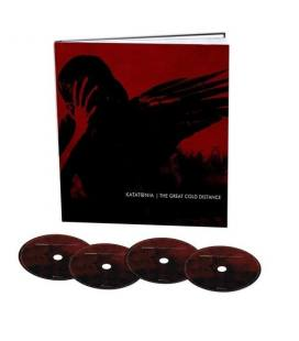 The Great Cold Distance-1 CD+1 DVD