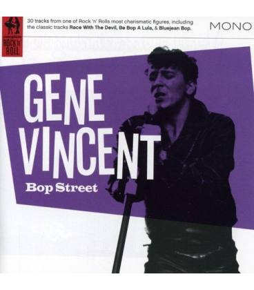 Bop Street-1 CD
