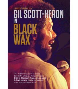 Black Wax-1 DVD