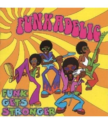 Funk Gets Stronger-2 CD