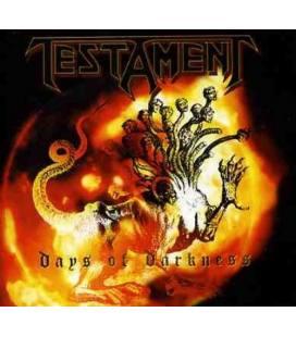 Days Of Darkness-2 CD