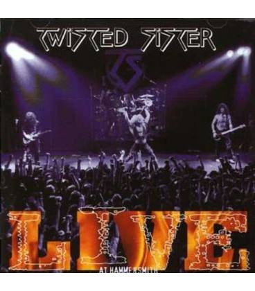 Live At Hammersmith-2 CD