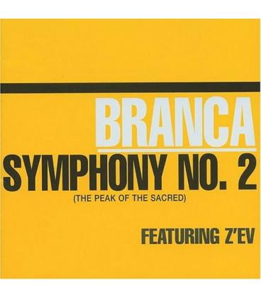 Symphony #2 The Peak Of The Sacred-1CD