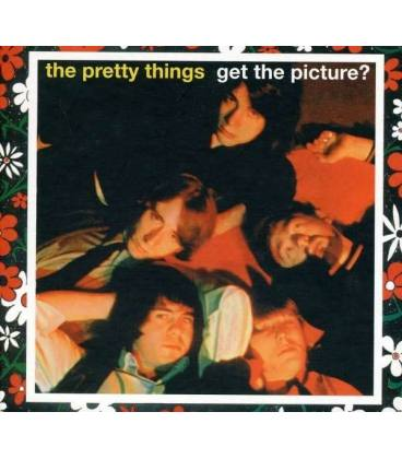 The Pretty Things / Get The Picture-2 CD