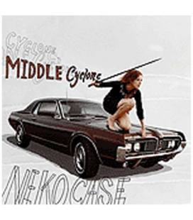 Middle Cyclone-1 CD