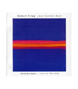 Love Cannot Bear (Soundscapes - Live In The Usa)-1 CD
