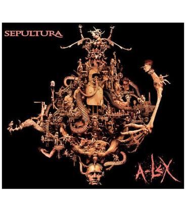 A-Lex-1 CD