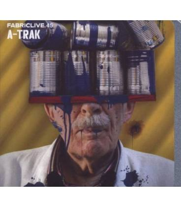 Fabriclive45: A-Track-1 CD
