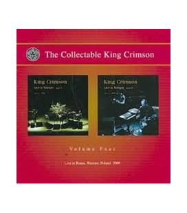 The Collectable King Crimson Vol. 4 (Live In Warsaw, 2000)-2 CD