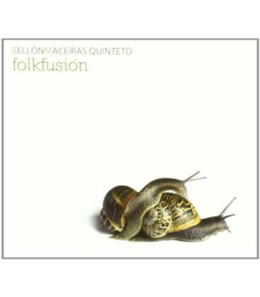 Folkfusion-1 CD