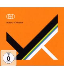History Of Modern (CD + Bonus DVD)