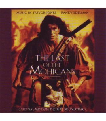 Bso The Last Of The Mohicans-1 CD