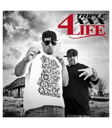 Triple XXX For Life-1 CD
