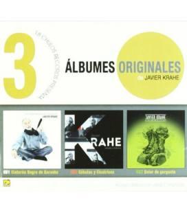 3 Albumes Originales D...-1 COFRE