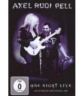 One Night Live-1 DVD