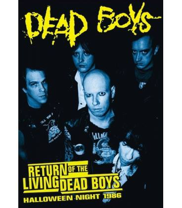 Return Of The Living Dead Boys: Halloween Night 1986-1 DVD