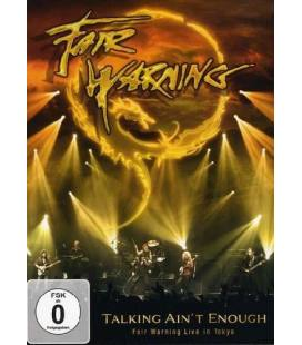 Talking Aint Enough! .DVD
