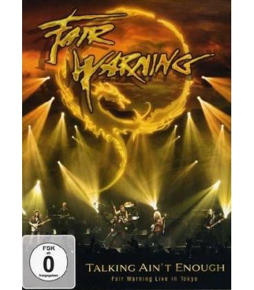 Talking Aint Enough! .DVD