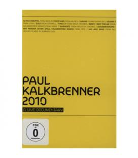 2010 - A Live Documentary-1 DVD