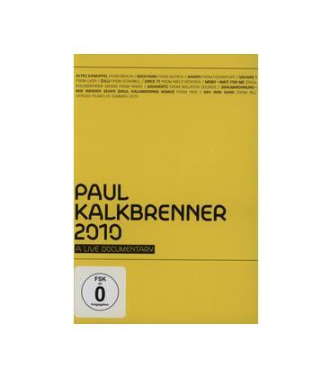 2010 - A Live Documentary-1 DVD