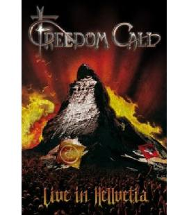 Live In Hellvetia 2 DVD