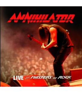 Live At Masters Of Rock CD