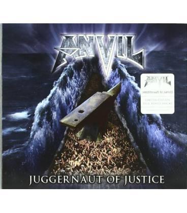 Juggernaut Of Justice (Ltd)-1 CD