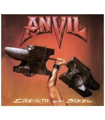 Strength Of Steel - Re-Release-1 CD
