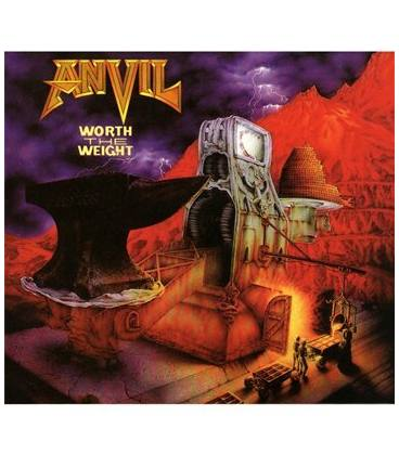 Worth Of The Weight - Re-Release-1 CD