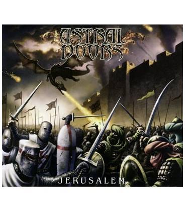 Jerusalem-1 CD
