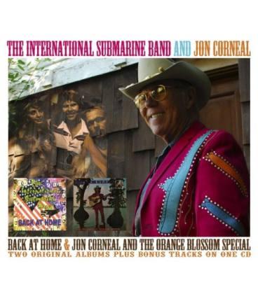 Back At Home-1 CD