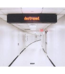 Destroyed (Ltd)-1 CD