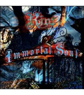 Immortal Soul Ed. Normal-1 CD