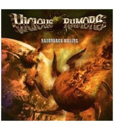 Razorback Killers-1 CD