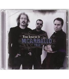 You Knew It-1 CD EP