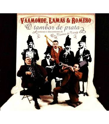 O Tambor De Prata-1 CD+1 DVD