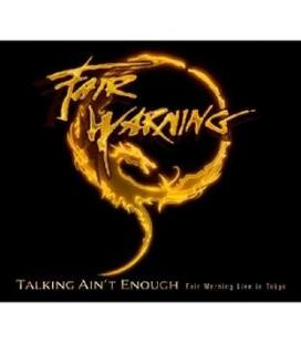 Talking Aint Enough! CD