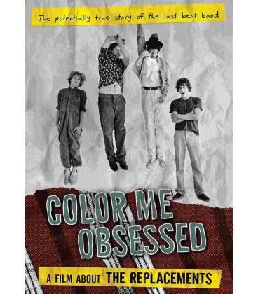 Color Me Obsessed: A Film About The Replacements-1 DVD