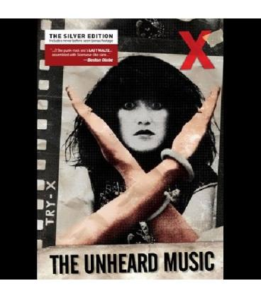 The Unheard Music: Silver Edition-1 DVD